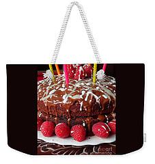 Sweet Wishes Weekender Tote Bag by Christina Verdgeline