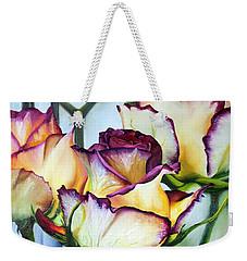 Sweetheart Roses Weekender Tote Bag