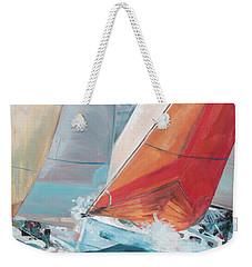 Swells Weekender Tote Bag