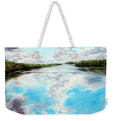 Swept Away Weekender Tote Bag