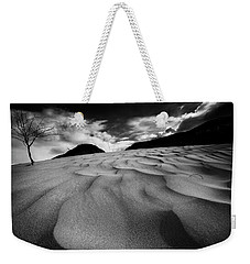 Weekender Tote Bag featuring the photograph Swerves And Curves In Jasper by Dan Jurak