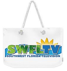 Swfltv Logo Weekender Tote Bag