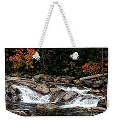 Swift River Falls Weekender Tote Bag
