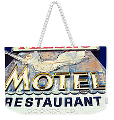 Swimgirl Motel  Weekender Tote Bag