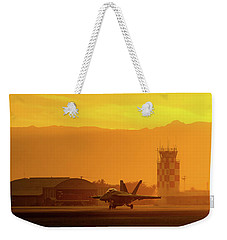 Swing Shift Weekender Tote Bag