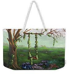 Swingin' With The Flowers Weekender Tote Bag