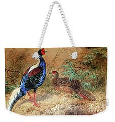 Swinhoe's Pheasant  Weekender Tote Bag