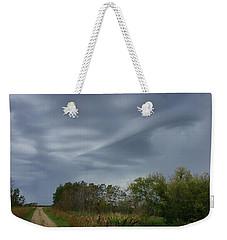 Swirel Weekender Tote Bag