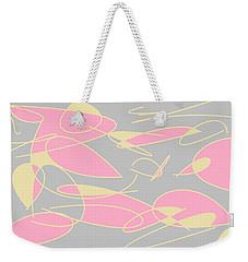 Swirl 3 Weekender Tote Bag