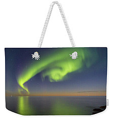 Swirl Weekender Tote Bag by Alex Conu