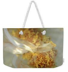 Flower Swirl.... Weekender Tote Bag