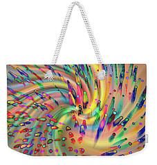 Swirligigs Weekender Tote Bag