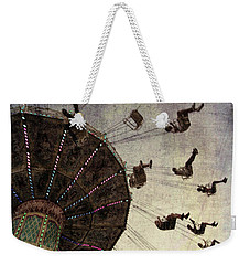 Swirling.... Weekender Tote Bag