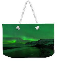 Swirling Skies And Seas Weekender Tote Bag