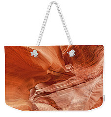 Swirls Weekender Tote Bag by David Cote
