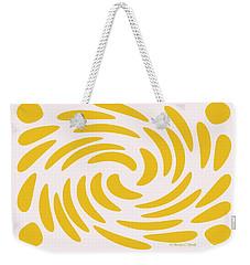 Swirls N Dots S3 Weekender Tote Bag
