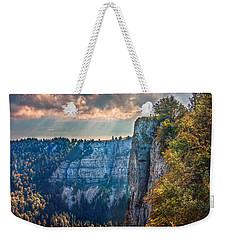 Swiss Grand Canyon Weekender Tote Bag