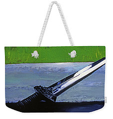 Sword Of Protection  Weekender Tote Bag