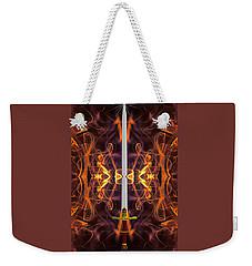 Sword Of Tomorrow Weekender Tote Bag