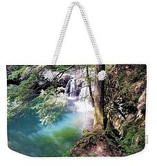 Sycamore Falls Weekender Tote Bag