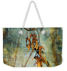 Sycamore Seeds Weekender Tote Bag by Liz Alderdice