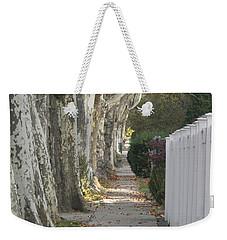 Sycamore Walk Weekender Tote Bag