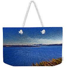 Sydney From North Head Weekender Tote Bag