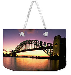 Sydney Harbour Bridge Weekender Tote Bag