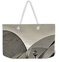 Sydney Opera House Roof Detail Weekender Tote Bag