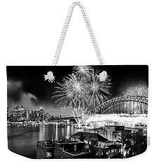 Sydney Spectacular Weekender Tote Bag by Az Jackson