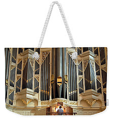 Sydney Town Hall Organ Weekender Tote Bag