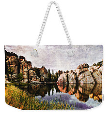 Sylvan Lake - Black Hills Weekender Tote Bag