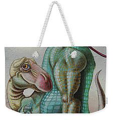 Symbiotics Weekender Tote Bag