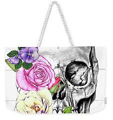 Symbol Of Change Weekender Tote Bag