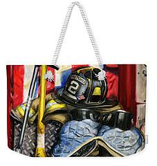 Symbols Of Heroism Weekender Tote Bag