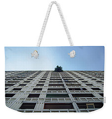 Symmetrical Block Weekender Tote Bag