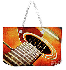 Symphony In Twelve Weekender Tote Bag by Lincoln Rogers