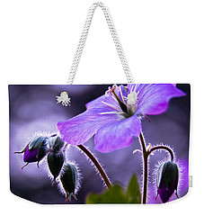Symphony Of Light Weekender Tote Bag