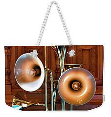 Symphony Of Light Weekender Tote Bag