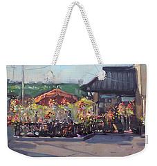 Symposium Cafe Restaurant - Georgetown Weekender Tote Bag