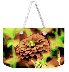 Synaptic View Weekender Tote Bag by Dennis Baswell