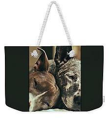 Synchronized Dreaming Weekender Tote Bag