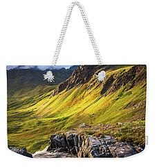 Synclavier Foothills Weekender Tote Bag