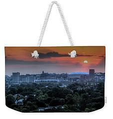 Syracuse Sunrise Weekender Tote Bag