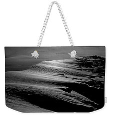 T-213312 Windblown Ice On Humphreys Peak Weekender Tote Bag