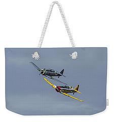 T-6 Trainers Weekender Tote Bag