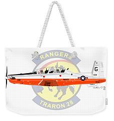 T-6b Texan II Vt28 Weekender Tote Bag