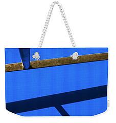 T Point Weekender Tote Bag by Prakash Ghai