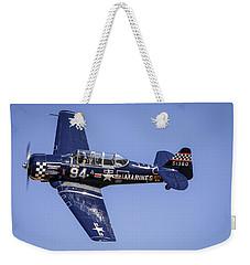 T6 At Reno Air Races Weekender Tote Bag
