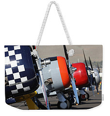 T6 Texan Flightline Weekender Tote Bag
